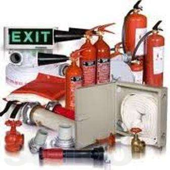 Вогнегасники та протипожежне обладнання, фото 1