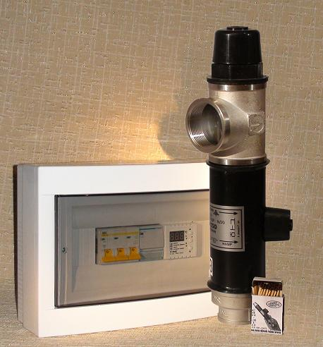 Ексклюзив! Електричний електродний котел «ЕВН-ЮТЦ 6 кВт» від виробника, зображення 1