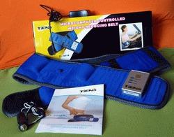 Продам масажний пояс для схуднення, зображення 1