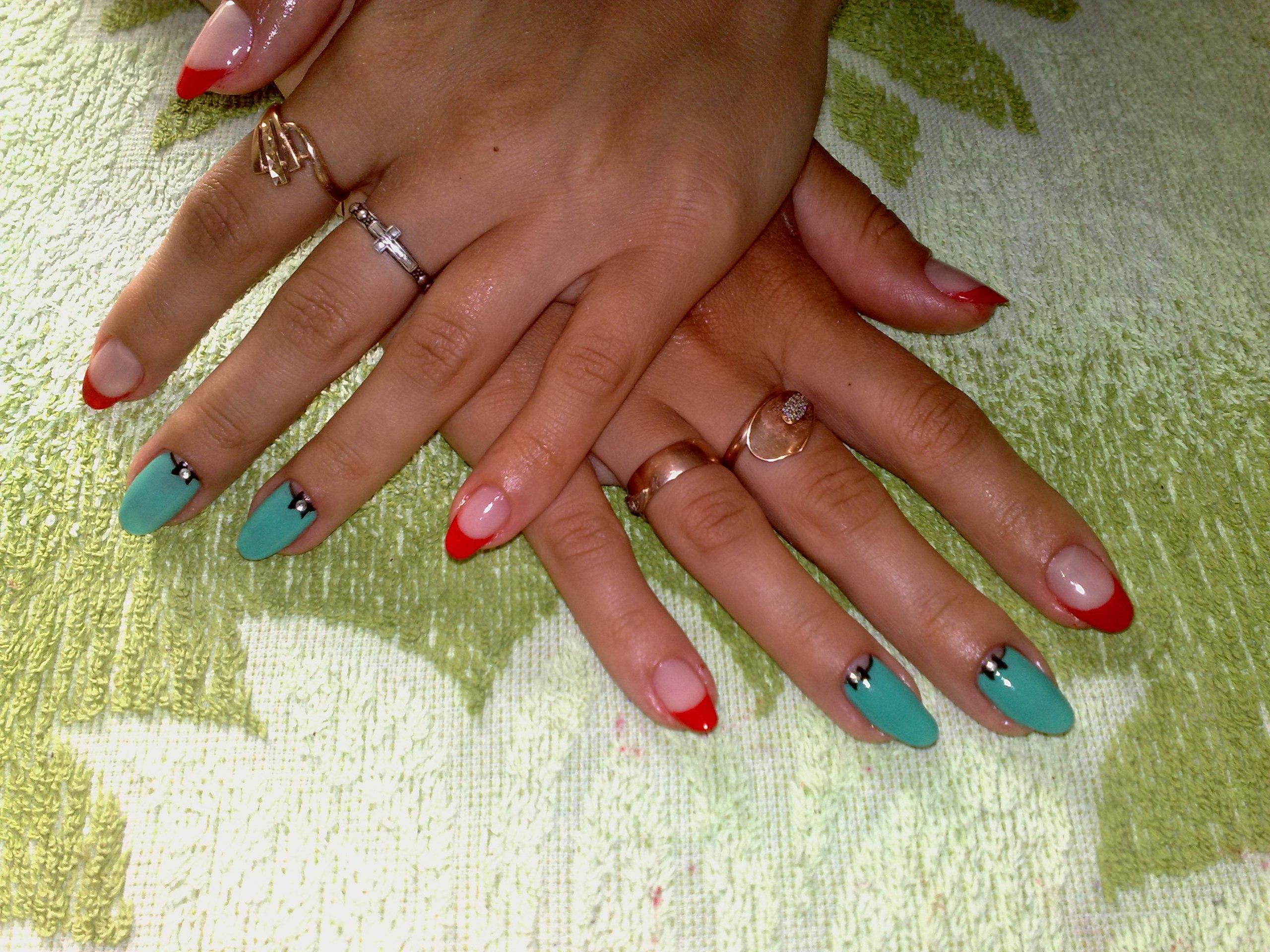 Покриття нігтів гель-лаком, зображення 1