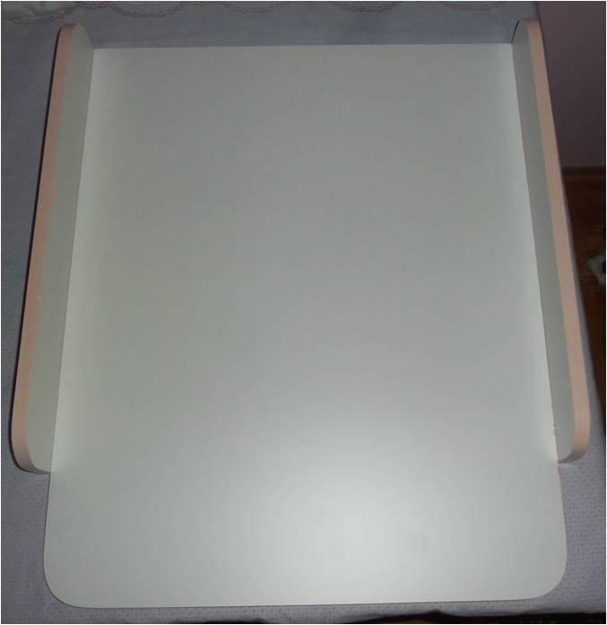 накладний пеленальний столик, зображення 1