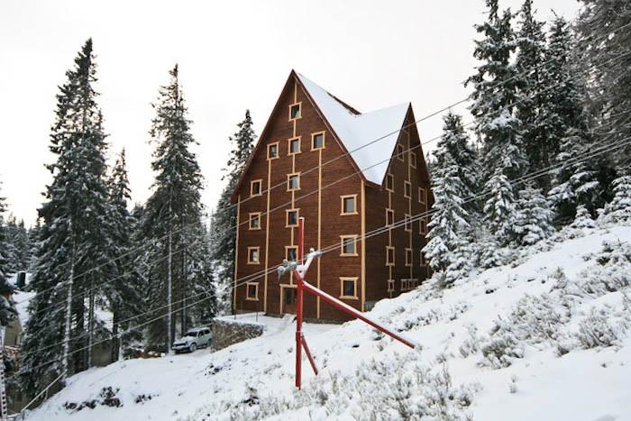 Гостиница  горнолыжный курорт  Драгобрат Карпаты Украина,10 м подъемник, зображення 1
