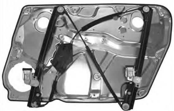 Склопідйомник-електричний VW Passat B3, зображення 1