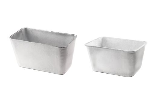 Алюмінієві форми для випікання хліба., зображення 1