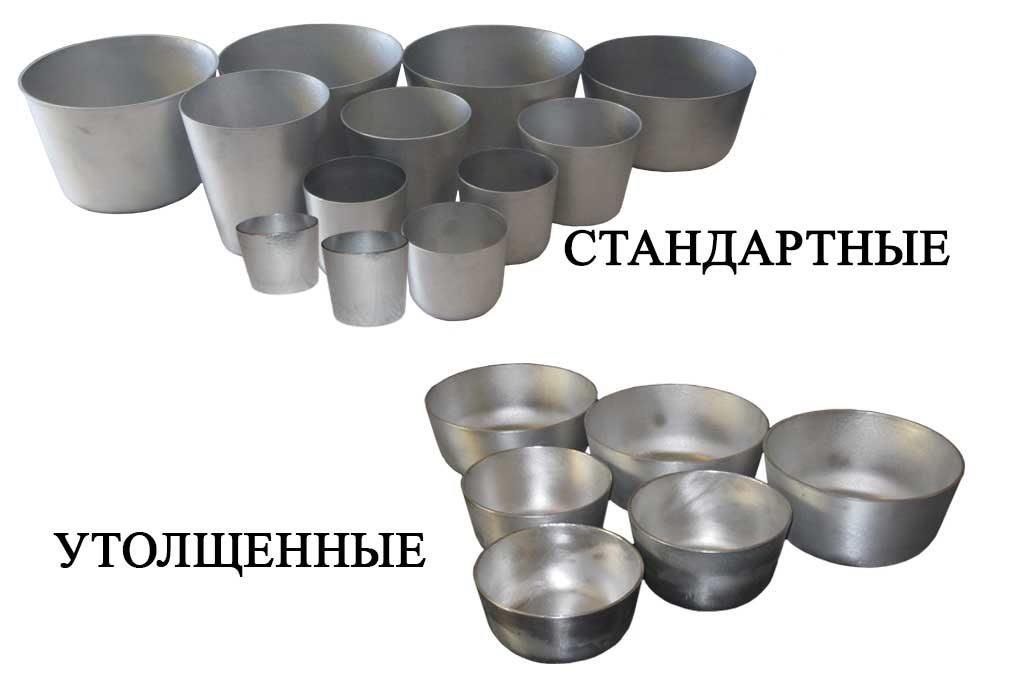 Алюмінієві форми для випікання пасок., зображення 1