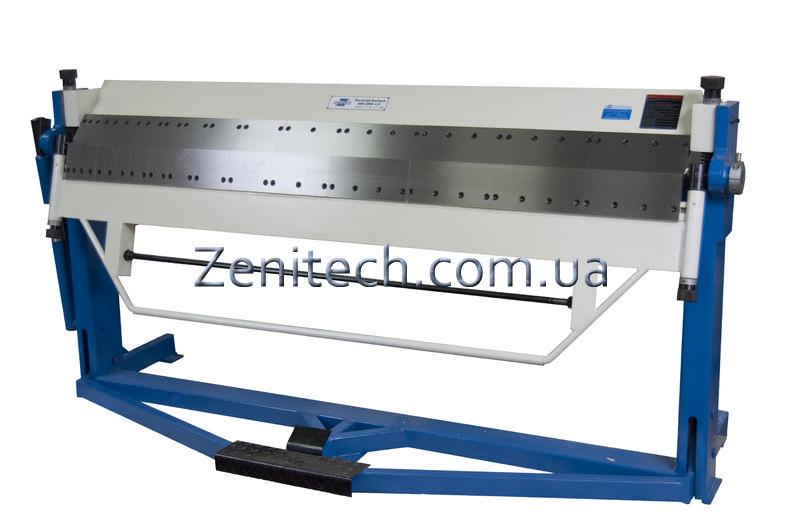 Листогиб Zenitech AKB 2000 - 1.5, зображення 1