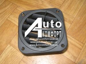 Воздуховод автомобильный, пластиковый, круглый, 65 мм, зображення 1
