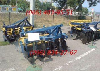 Дисковая борона АГД, АГ агрегаты дисковые, зображення 1