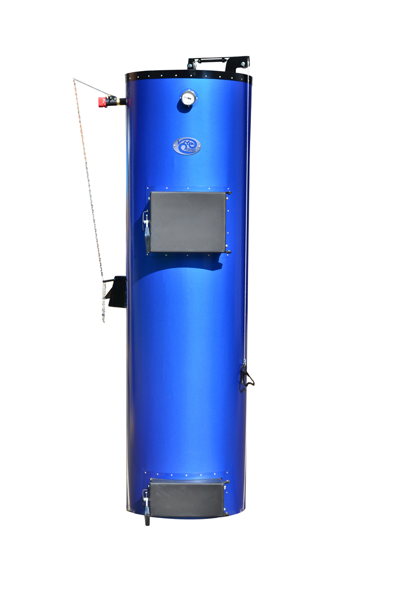 Твердопаливний котел «ВітаКлімат», зображення 1