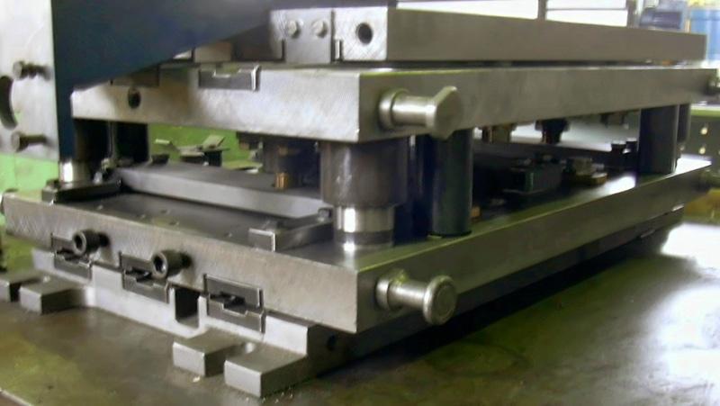 Изготовление штампов и прессформ, зображення 1