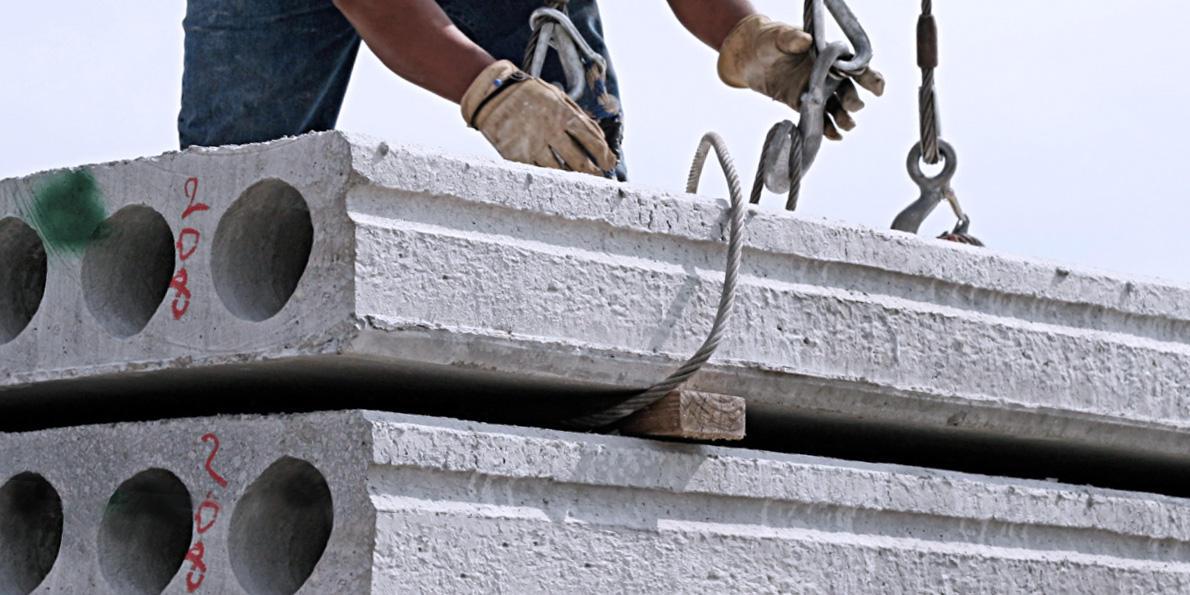 Плити перекриття бетонні пустотні (до 13,5м), зображення 1