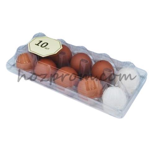 Надежная  упаковка для куриных и перепелиных яиц, зображення 1