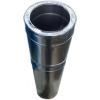 Димохідна труба нержавійка L = довжина : 1м, Сталь : 0,8мм