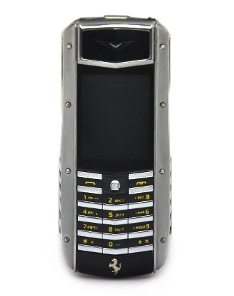 VERTU ASCENT TI FERRARI Giallo– мобильный телефон VERTU Ascent Ti Ferrari Giallo, зображення 1
