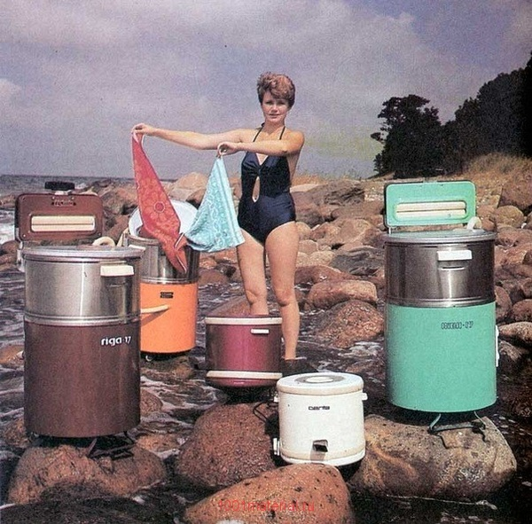 Куплю радянські пральні машини, фото 1