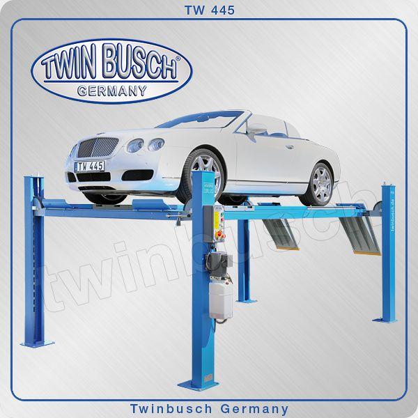Чотирьохстійковий підйомник для сто, підйомники для сто купити ціна Twin Busch, зображення 1