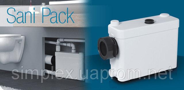 SaniPack насос - установка для оборудования туалетной комнаты., зображення 1
