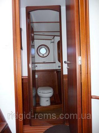 Sanimarin Comfort Plus Новая модель судовой унитаз, зображення 1