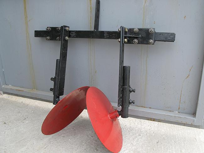 Дисковый окучник.Распродажа со склада!, зображення 1