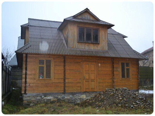 Дерев'яні будинки, зображення 1