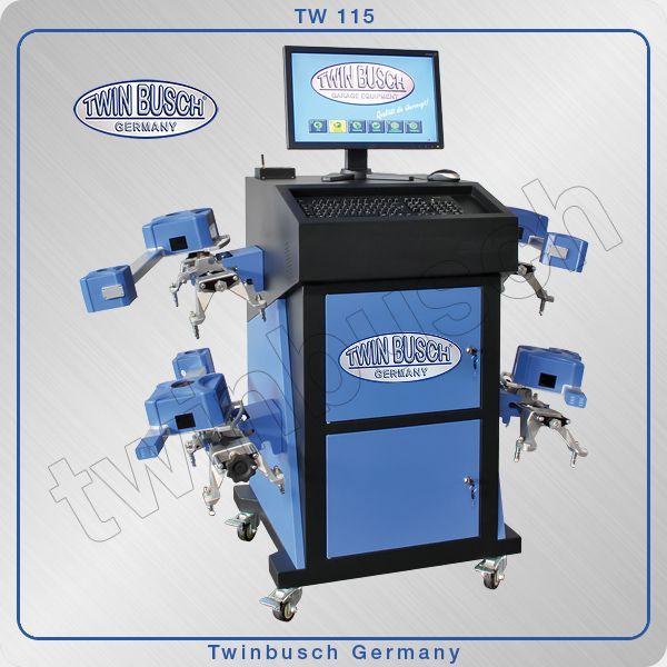 Оборудование для сто купить цена, автосервисное оборудование Twin Busch, зображення 1