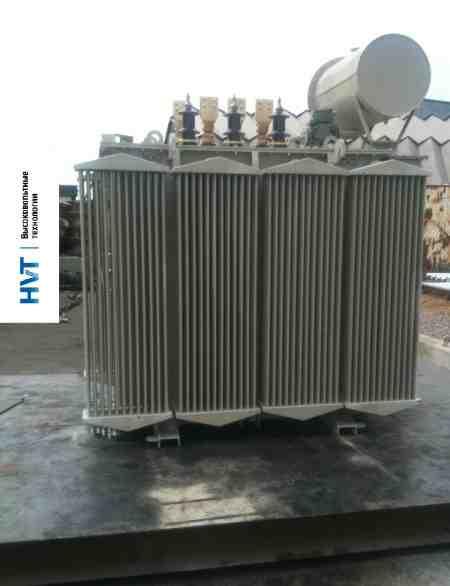 трансформаторы силовые масляные серии тм, зображення 1