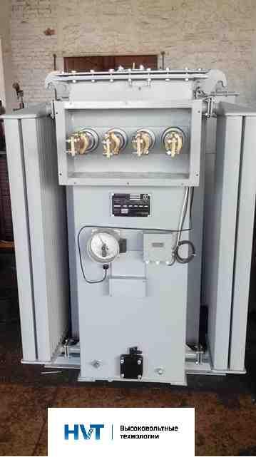 трансформаторы силовые масляные серии ТМЗ, зображення 1