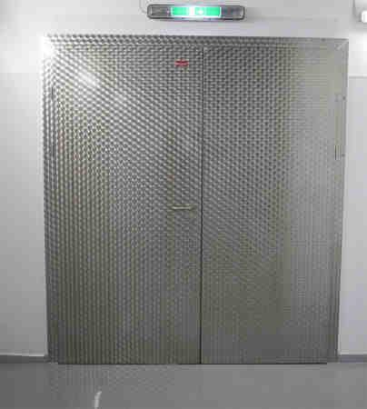 Двери для холодильных камер, зображення 1
