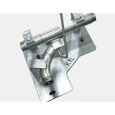 Стрелки поворотные для подвесного трубчатого пути, зображення 1