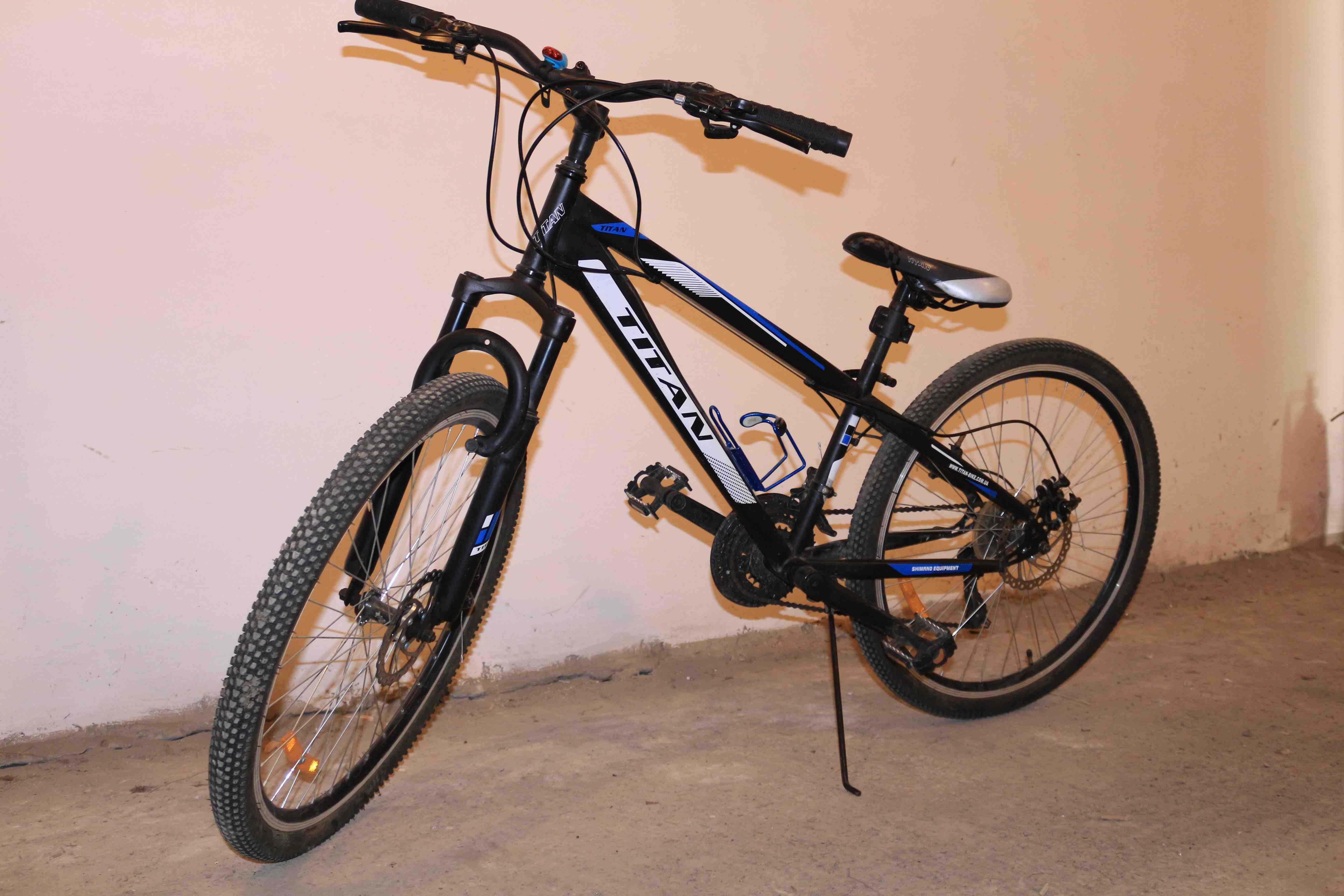 Продаю НОВИЙ велосипед 'TITAN-MATRIX-24'!, зображення 1