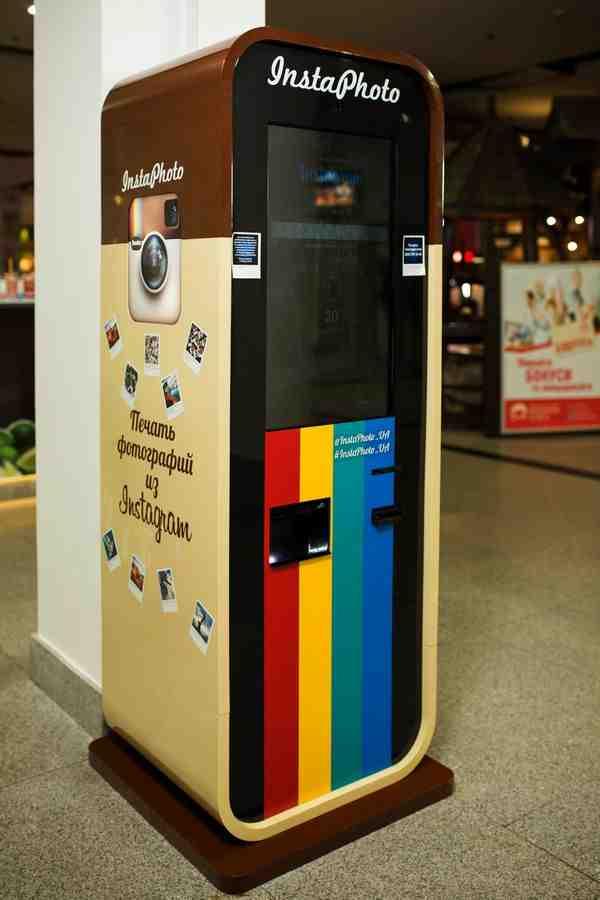 Автоматы мгновенной печати фото из Инстаграм, зображення 1
