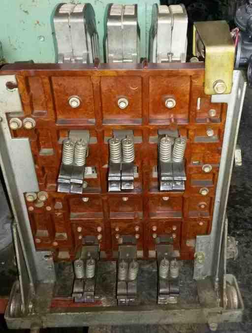 Автоматические выключатели АВМ-4СВ, зображення 1