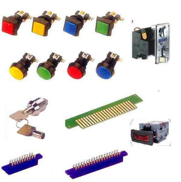 Комплектующие для автоматов торговых игровых развлекательных платежных терминало, зображення 1