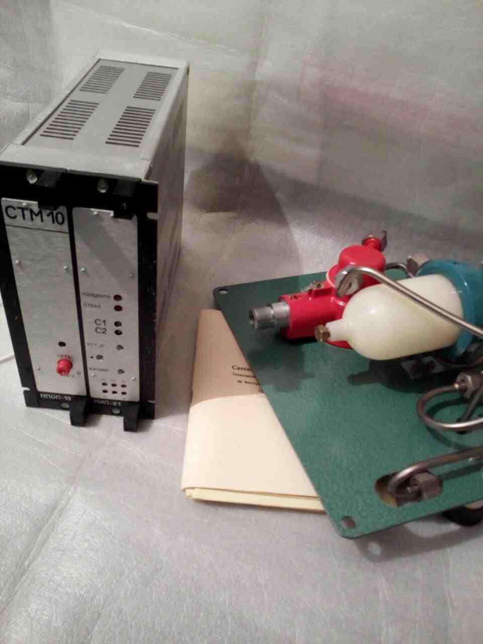 СТМ 10-0001ПБ ухл4 – стационарный сигнализатор горючих газов, зображення 1