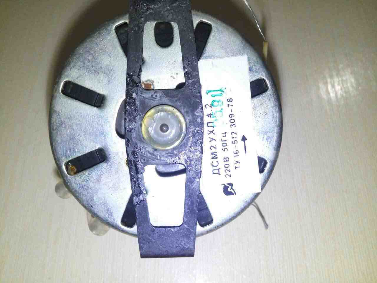 Электродвигатель ДСМ 2-П-220 УХЛ4,2, зображення 1