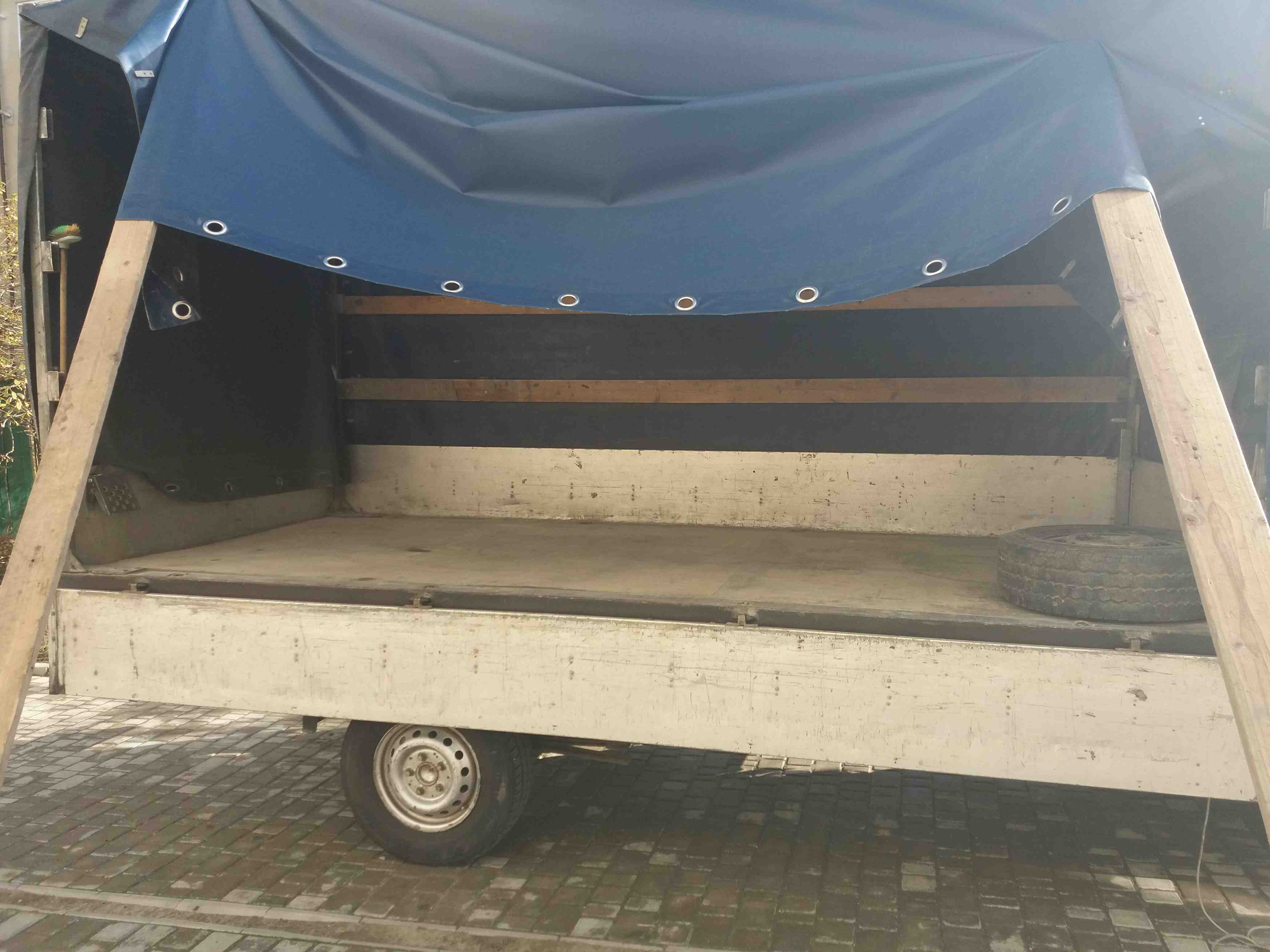 Вантажні перевезення до 2.5 тон, зображення 1