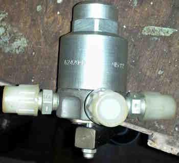 Кран для сжатого воздуха 624200М-1, зображення 1