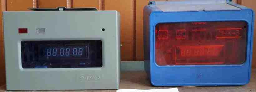 Часы первичные электрические ПЧК3-2-РИ-Р24-Р6-1, зображення 1