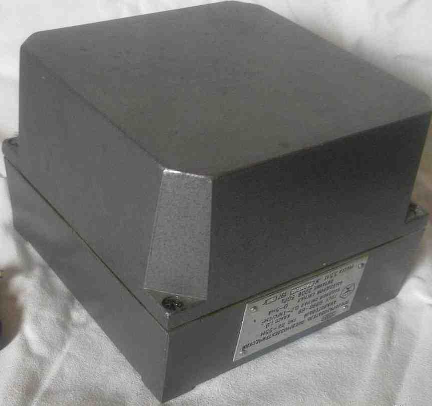 Преобразователи пневмоэлектрические ПЭ-55М, зображення 1