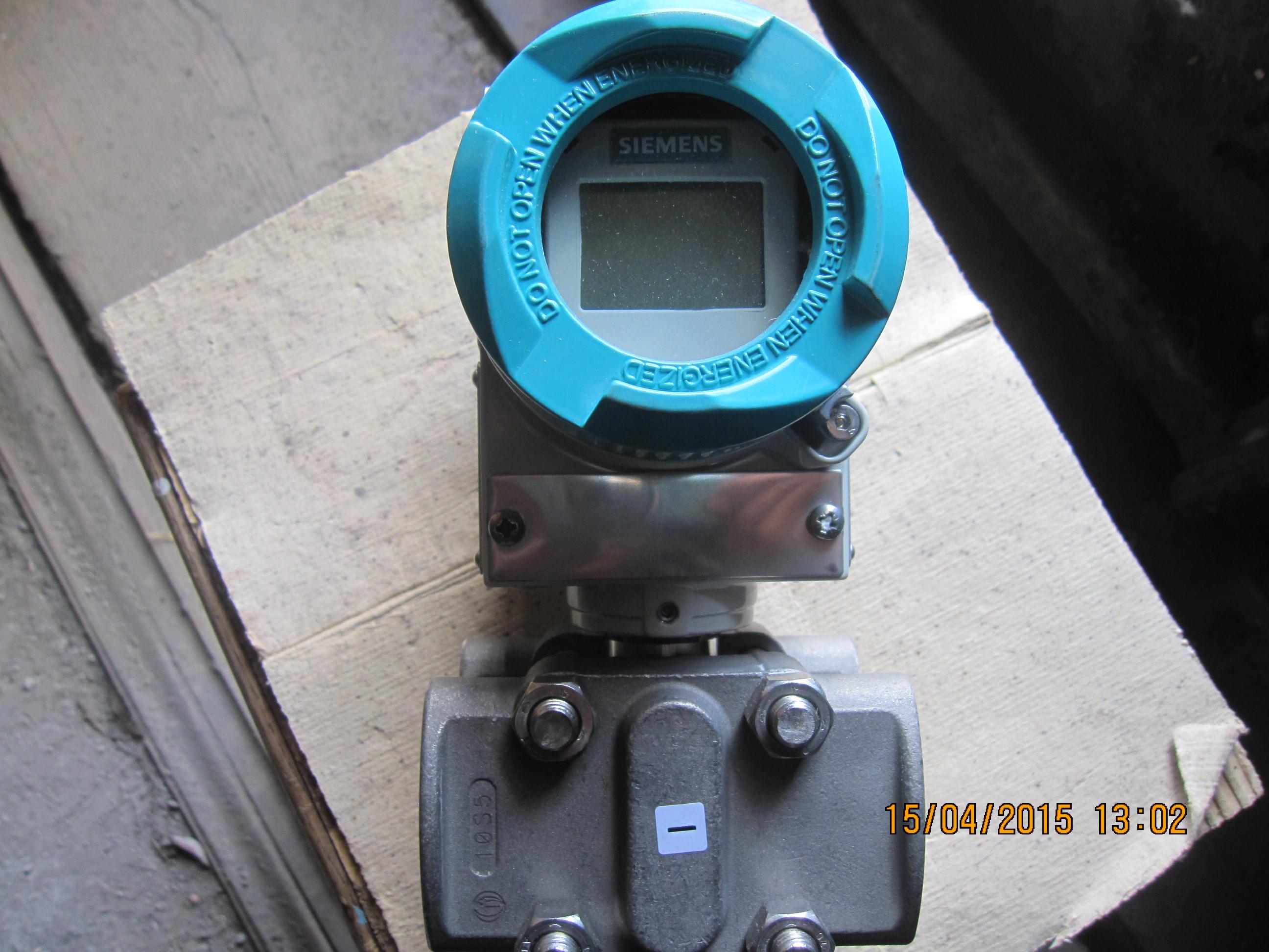 Sitrans P 7MF4433 датчик давления и расхода, зображення 1