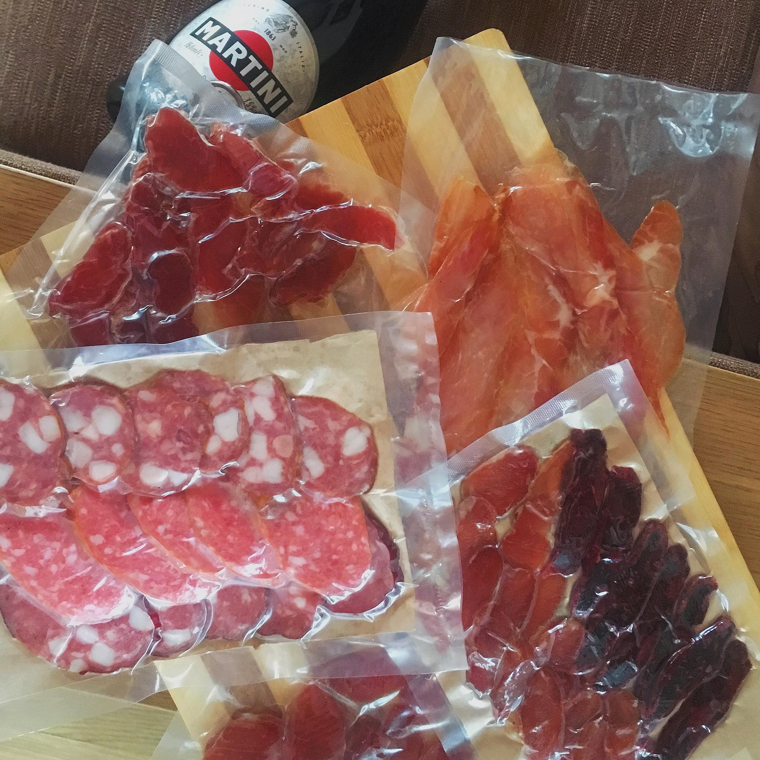 Домашняя колбаса / нарезка, зображення 1