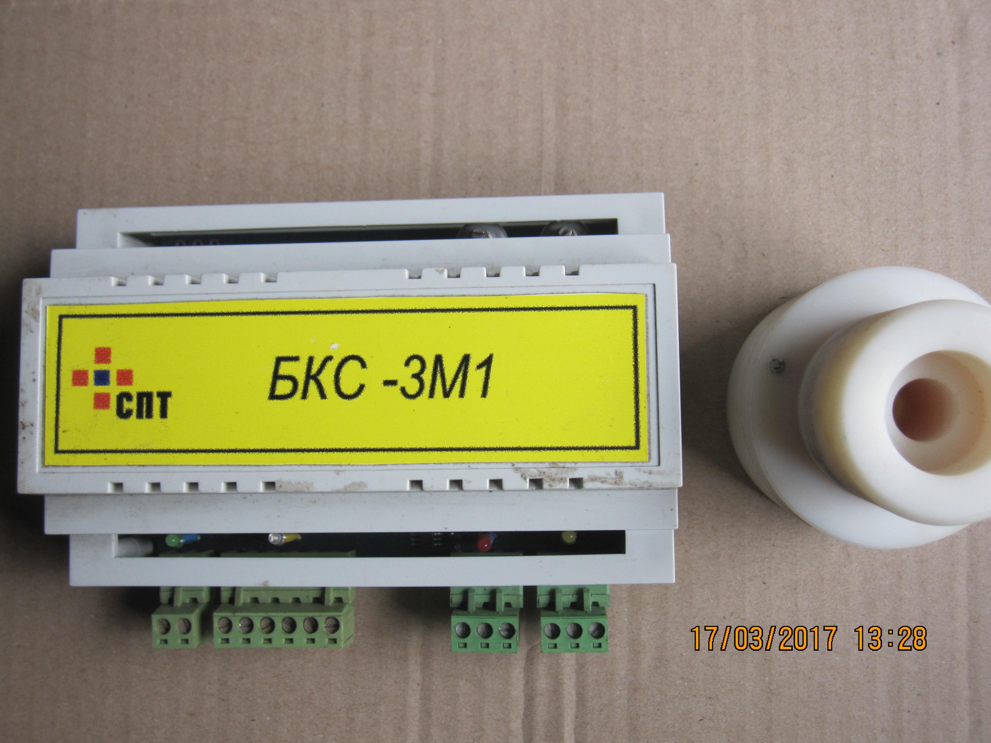 Блок контроля сопротивления БКС-3М1, зображення 1
