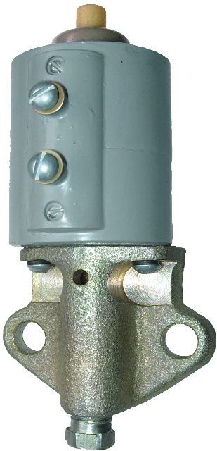 Вентиль электропневматический ВВ-32 У3, зображення 1