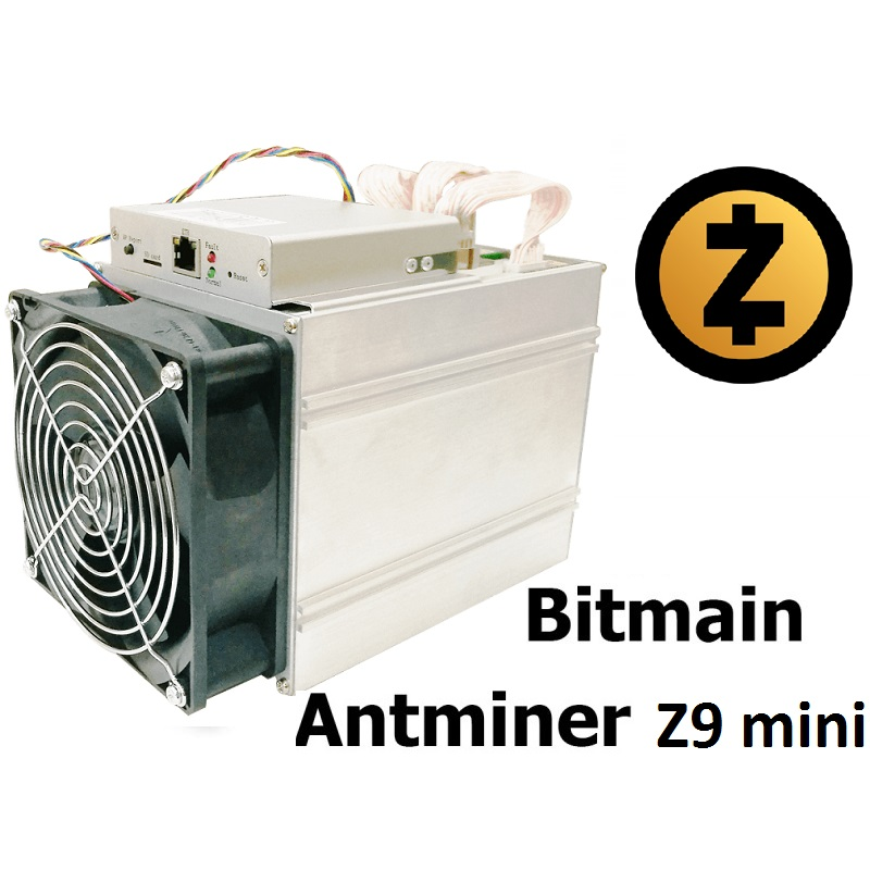 Asic Bitmain Antminer Z9 mini, зображення 1