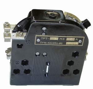ТРТ-131 реле электротепловое токовое, зображення 1