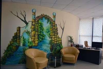 Художній розпис стін та живопис, зображення 1