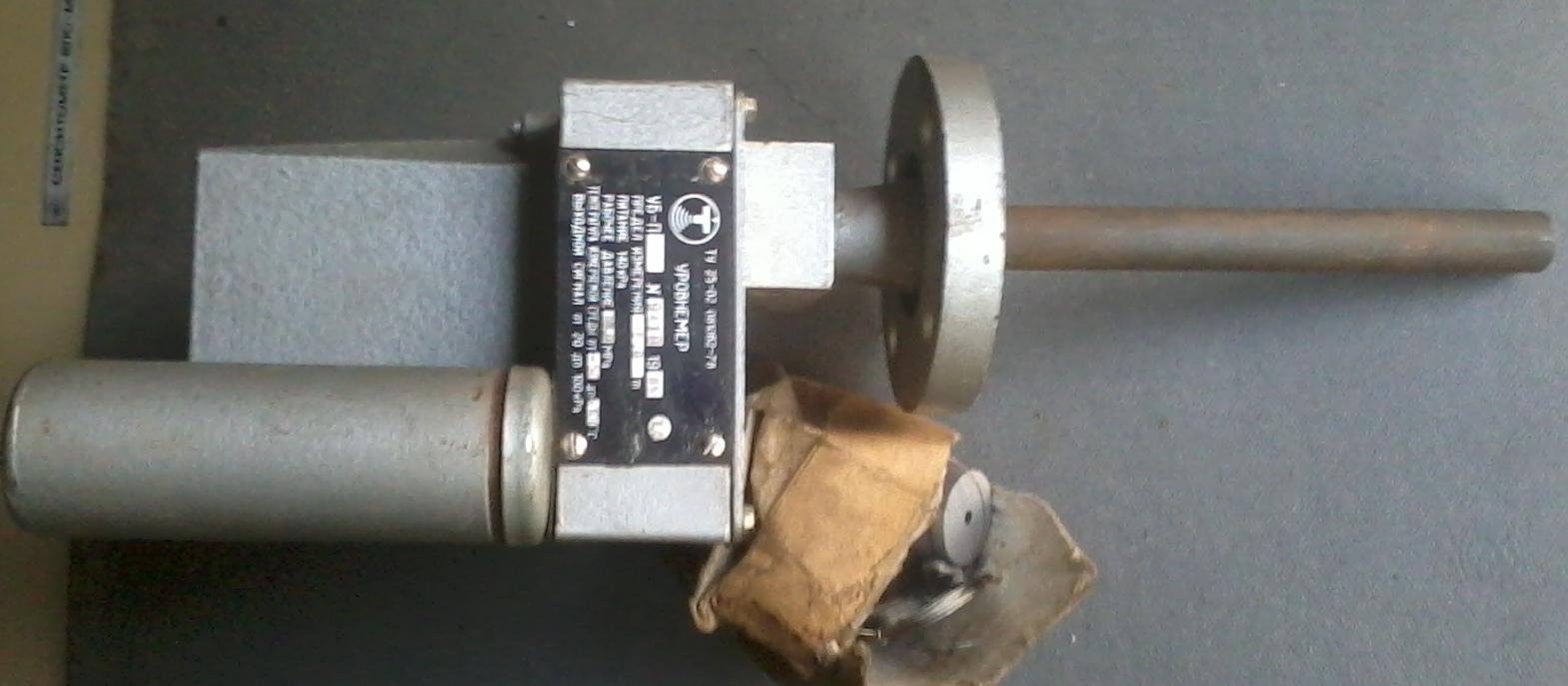Уровнемер буйковый пневматический УБ-ПВ, зображення 1