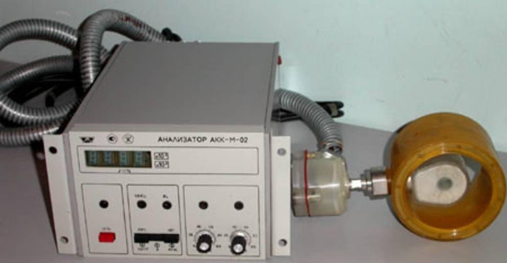 Анализатор типа АКК-М-02, зображення 1