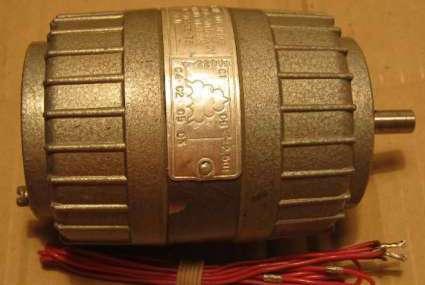 АВЕ-041-4 электродвигатель, зображення 1