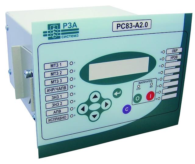 Устройство защиты по току РС83-А2.0, зображення 1